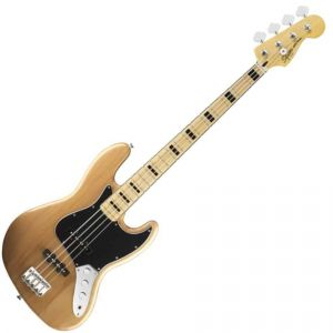 Fender Squier Jazz Bass Vintage Modified Natural 1970