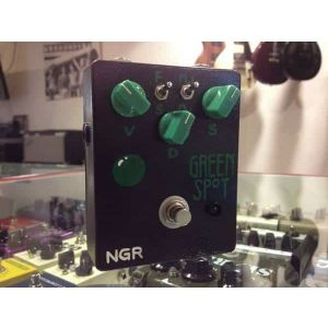 ngr pedals green spot tremolo
