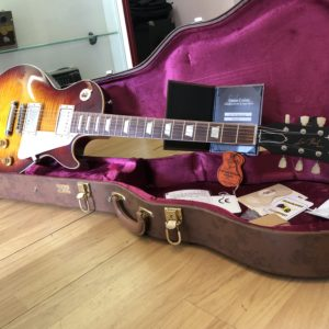 Gibson Les Paul Custom Shop Reissue 59 R9 2014